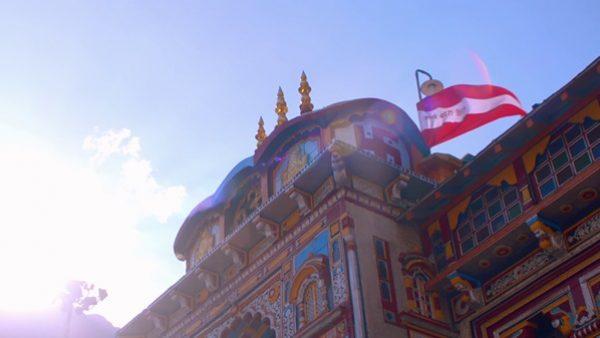 Uttarakhand Tourism - Badrinath